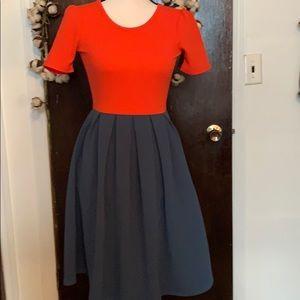 NWOT LulaRoe dress.